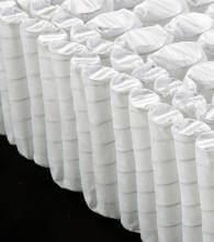 King Ultimate Hybrid Pocket Coil Latex Mattress