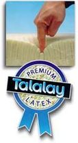 All Natural Talalay Latex Core