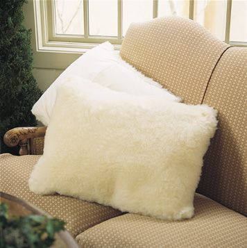Standard Size Wool Pillow Sham Snugsoft Wool Pillow Shams