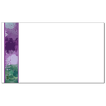 Impressionistic Business Card Paper Stock