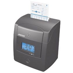 Pyramid Technologies 2650 Electronic Top Loading Time Clock