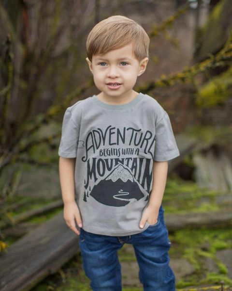 Bailey's Blossoms | Adventure...Moutain Tee