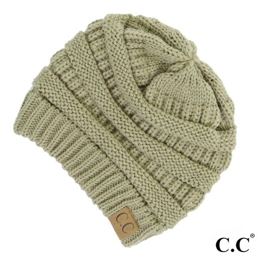 CC: Adult New Sage Classic Beanie