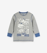 Hatley | Bone to be Wild Dino Top