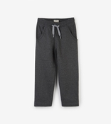 Hatley | Charcoal Fleece Pant
