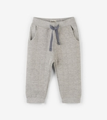 Hatley | Grey Quilted Joggers