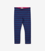 Hatley | Leggings: Glitter Stripe