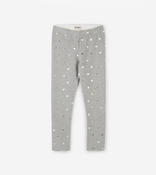 Hatley | Leggings: Metallic Hearts