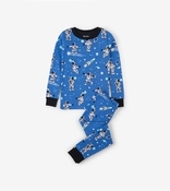 Hatley | Pj Set: Athletic Astronauts