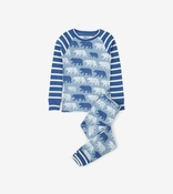 Hatley | Pj Set: Polar Bear