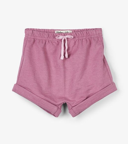 Hatley | Rose Melange Shorts