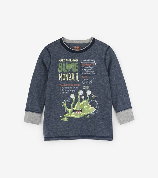 Hatley | Slime Monster Tee