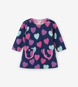 Hatley | Sprinkle Hearts Mod Dress