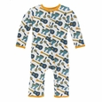 Kickee Pants | Coverall: Samba