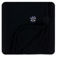 Kickee Pants | Stroller Blanket: Midnight