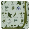 Kickee Pants | Swaddle: Aloe Herbs