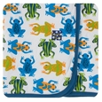 Kickee Pants | Swaddle: Amazon Frogs