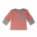 L'ovedbaby   Coral Top