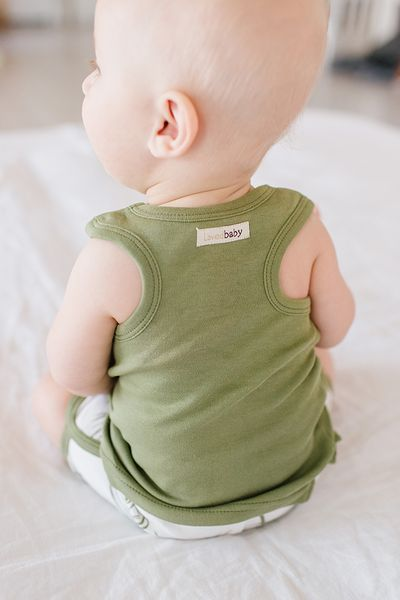 L'ovedbaby | Sage Racerback Tank