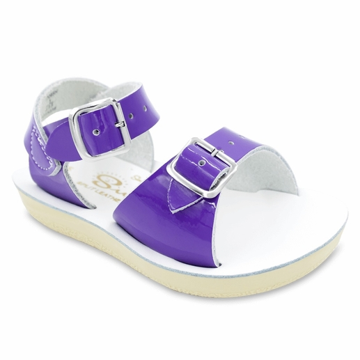 Saltwater Sandals | Purple Surfer