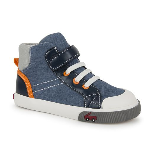 See Kai Run | Dane: Blue/Orange