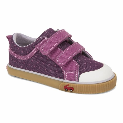 See Kai Run | Robyne Purple Dots
