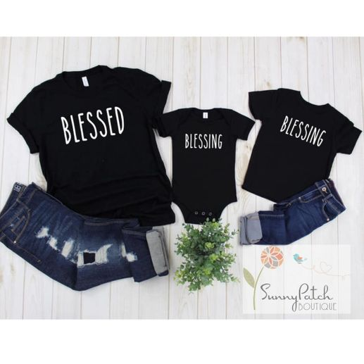Women's | Blessed Tee Shirt