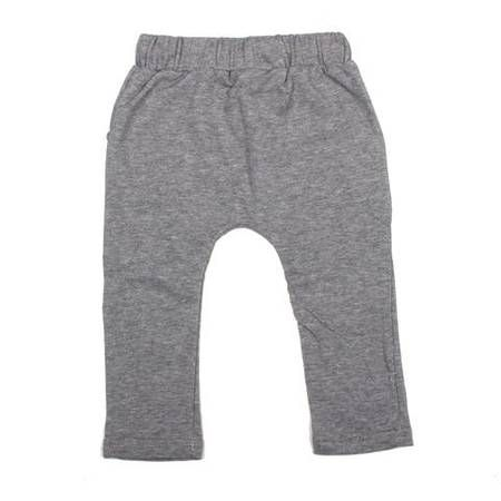 Young + Free | Gray Harem Pants