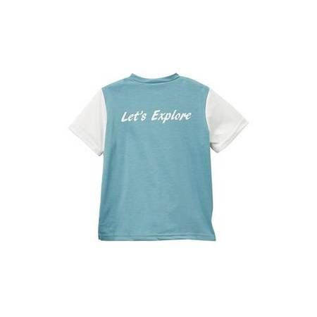Young + Free | Let's Explore Tee