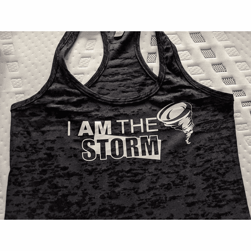 Artwork I AM the storm
