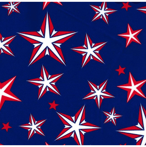 Double pocket Capris Freedom star