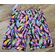 Double Pocket Feather Shorts