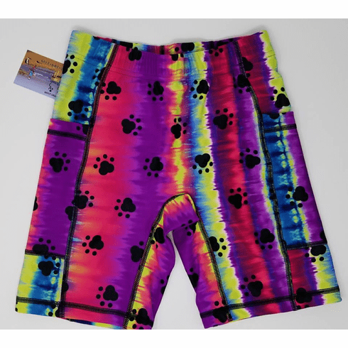Double Pocket Heatwave Paw Shorts