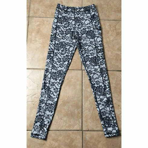 Double pocket pants cold gear lots of lace STOCK