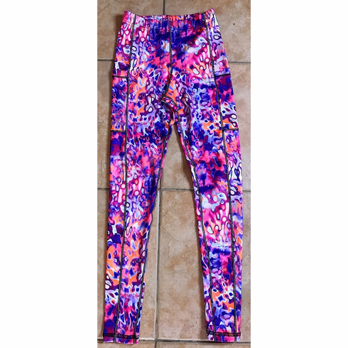 Double pocket pants cold gear tranquility pink STOCKED