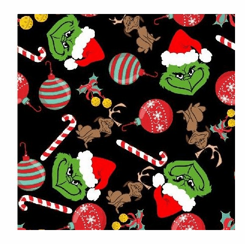 Double pocket pants grinch WILL ARRIVE RIGHT BEFORE CHRISTMAS