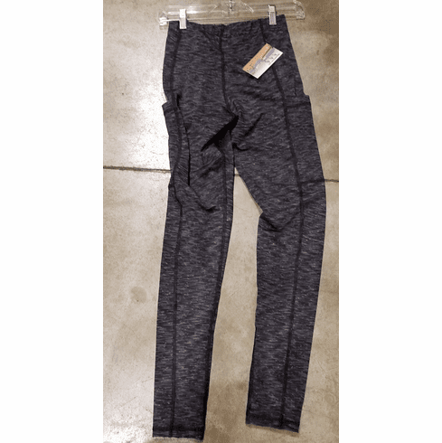 Double Pocket Pants Space Heather-stocked