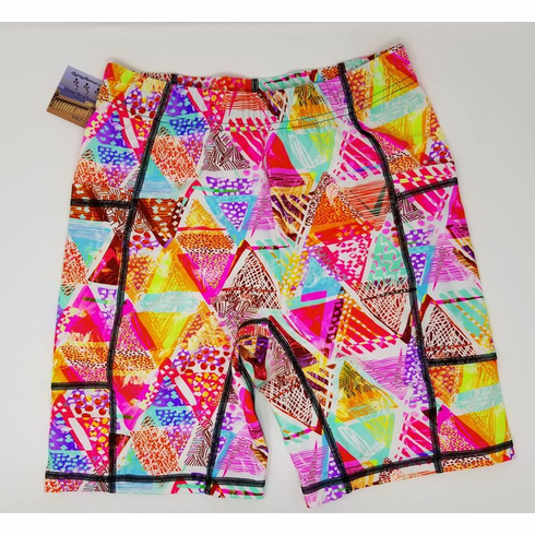 Double Pocket Quilted Shorts