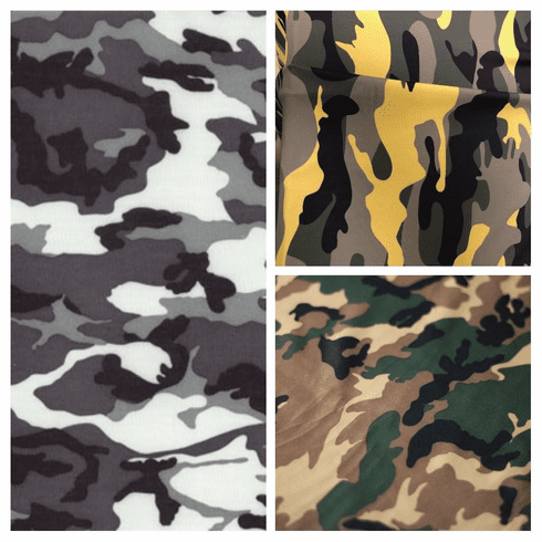 Double Pocket Shorts Camo options
