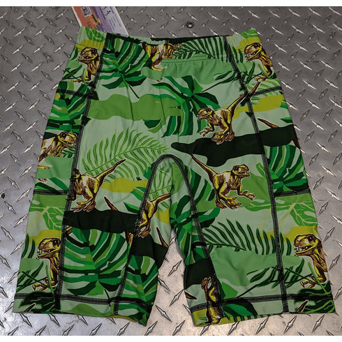 Double pocket shorts Jurassic dinosaur - STOCKED