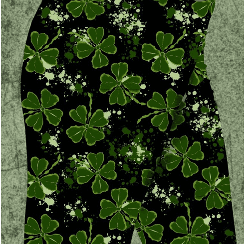 Double pocket shorts shamrock