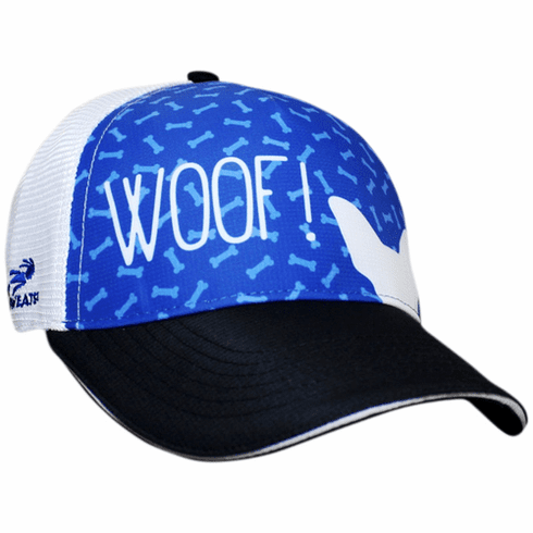 Headsweats Trucker Royal Woof hat