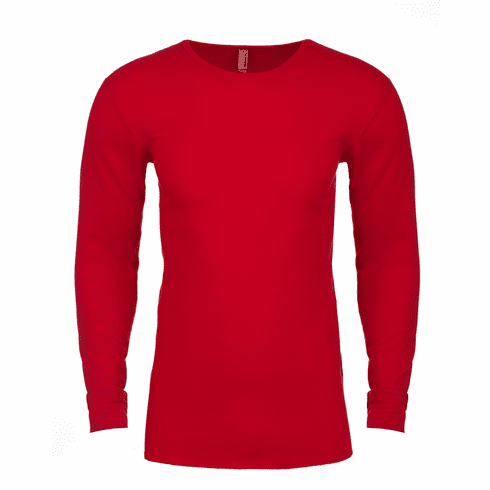 Unisex Thermal Red