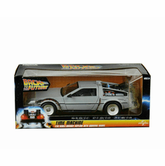Back to the Future Time Machine 1:16 Scale Diecast Vehicle