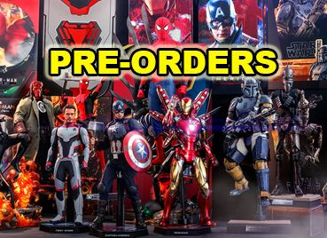Pre-Order Collectible Toys and Figures