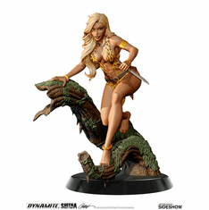 Sheena Queen of the Jungle Limited Edition Statue