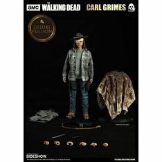 The Walking Dead Carl Grimes Deluxe Version Sixth Scale Figure