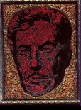 Vincent Price <br>Mask Of Red Death Plaque