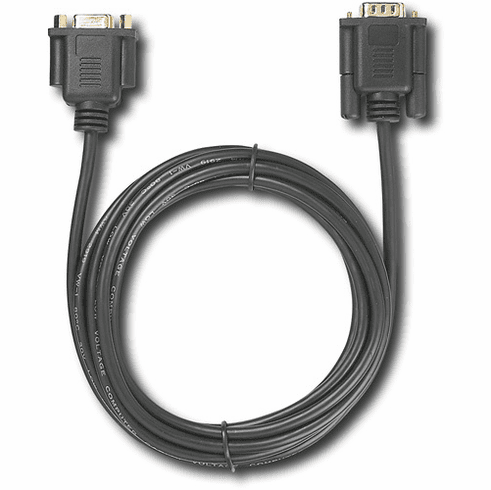 10 ft 3m PC LCD Monitor SVGA M to F Extension Cable