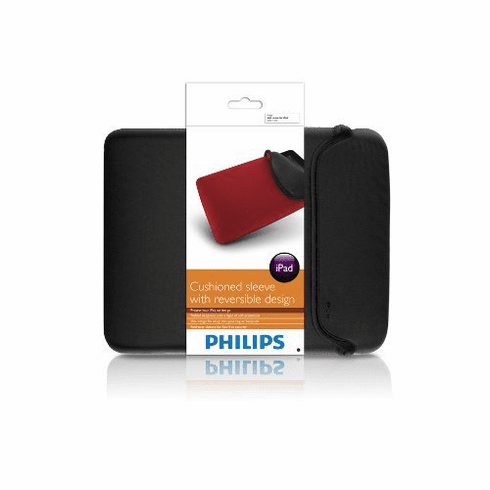 3 x Philips Soft Reversible sleeve DLN1713 for iPad